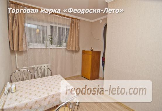 2 комнатная оригинальная квартира в Феодосии на бульваре Старшинова, 23 - фотография № 11