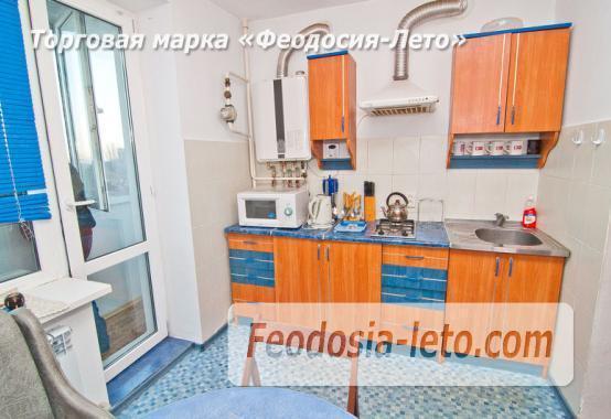 2 комнатная популярная квартира в Феодосии, улица Федько, 1-А - фотография № 6