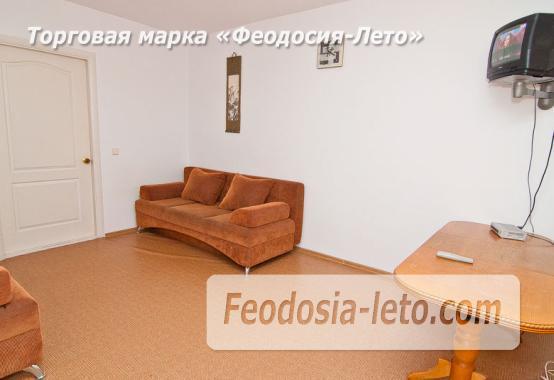 2 комнатная популярная квартира в Феодосии, улица Федько, 1-А - фотография № 4