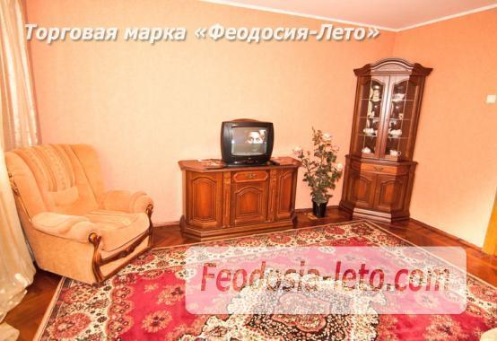 2 комнатная поразительная квартира в Феодосии, бульвар Старшинова, 21 - фотография № 4