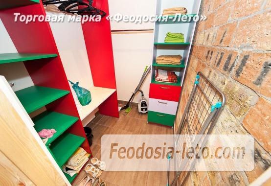 2 комнатная поразительная квартира на берегу моря в Феодосии, Черноморская набережная - фотография № 12