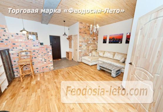 2 комнатная поразительная квартира на берегу моря в Феодосии, Черноморская набережная - фотография № 8
