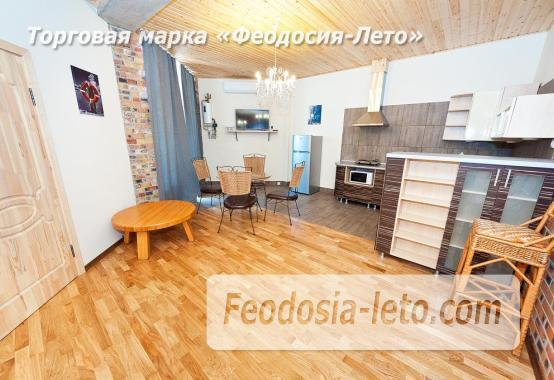 2 комнатная поразительная квартира на берегу моря в Феодосии, Черноморская набережная - фотография № 10