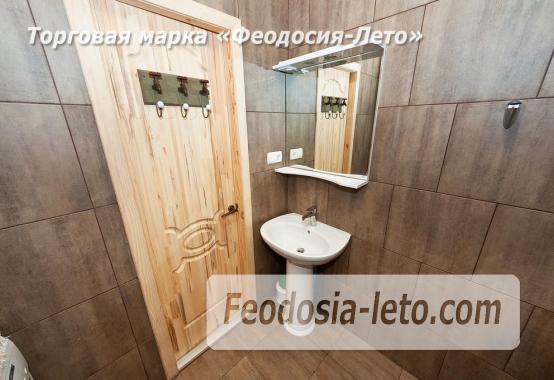 2 комнатная поразительная квартира на берегу моря в Феодосии, Черноморская набережная - фотография № 11