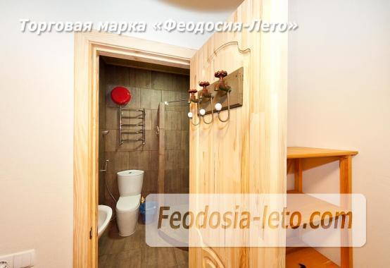 2 комнатная поразительная квартира на берегу моря в Феодосии, Черноморская набережная - фотография № 2