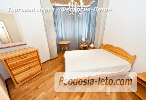2 комнатная поразительная квартира на берегу моря в Феодосии, Черноморская набережная - фотография № 3