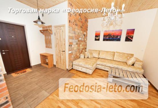 2 комнатная поразительная квартира на берегу моря в Феодосии, Черноморская набережная - фотография № 5