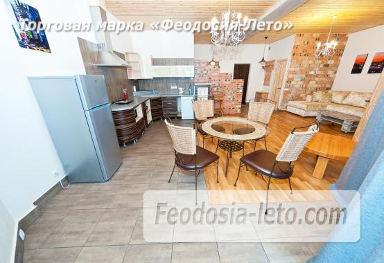 2 комнатная поразительная квартира на берегу моря в Феодосии, Черноморская набережная - фотография № 6