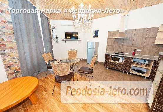 2 комнатная поразительная квартира на берегу моря в Феодосии, Черноморская набережная - фотография № 7