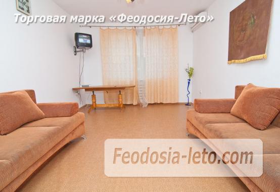 2 комнатная поразительная квартира в Феодосии на улице Федько, 1-А - фотография № 3