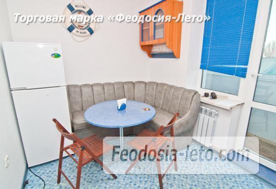 2 комнатная поразительная квартира в Феодосии на улице Федько, 1-А - фотография № 5