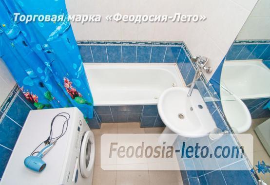 2 комнатная поразительная квартира в Феодосии на улице Федько, 1-А - фотография № 7