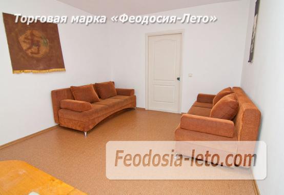 2 комнатная поразительная квартира в Феодосии на улице Федько, 1-А - фотография № 11