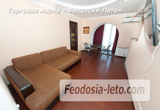 2 комнатная потрясающая квартира в Феодосии на улице Энгельса, 35-А - фотография № 1