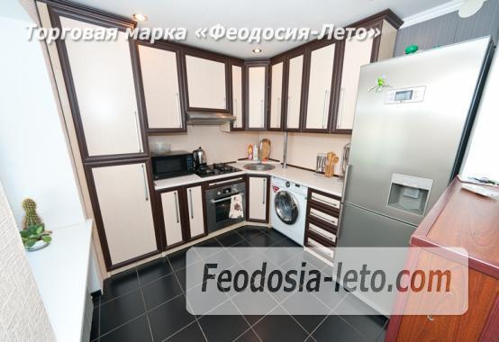 2 комнатная потрясающая квартира в Феодосии на улице Энгельса, 35-А - фотография № 3