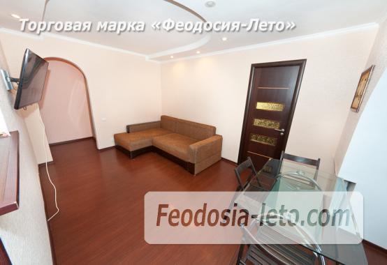 2 комнатная потрясающая квартира в Феодосии на улице Энгельса, 35-А - фотография № 4