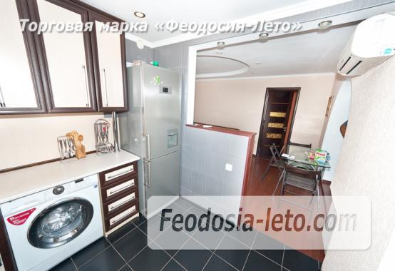 2 комнатная потрясающая квартира в Феодосии на улице Энгельса, 35-А - фотография № 6