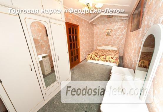 2 комнатная потрясающая квартира в Феодосии на улице Федько, 34 - фотография № 3