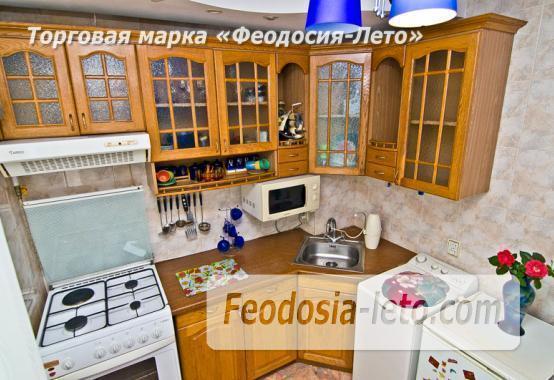 2 комнатная потрясающая квартира в Феодосии на улице Федько, 34 - фотография № 13
