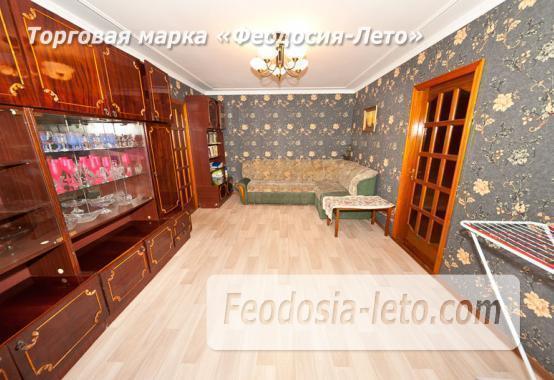 2 комнатная потрясающая квартира в Феодосии на улице Федько, 34 - фотография № 4