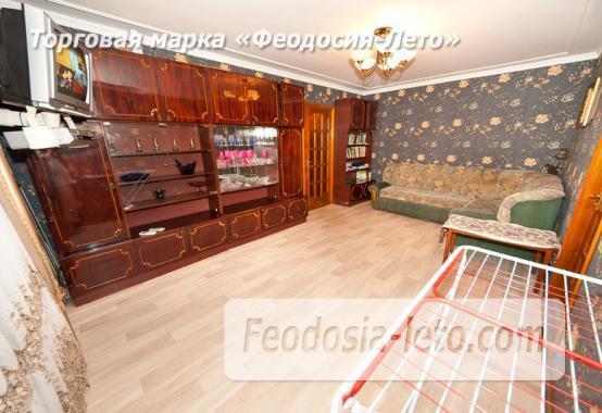 2 комнатная потрясающая квартира в Феодосии на улице Федько, 34 - фотография № 5