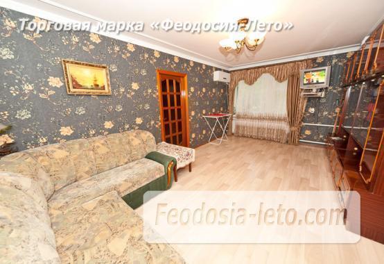 2 комнатная потрясающая квартира в Феодосии на улице Федько, 34 - фотография № 6