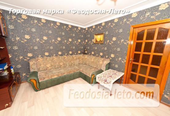 2 комнатная потрясающая квартира в Феодосии на улице Федько, 34 - фотография № 7