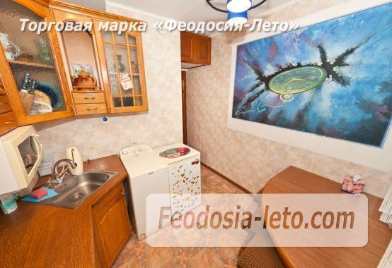 2 комнатная потрясающая квартира в Феодосии на улице Федько, 34 - фотография № 11