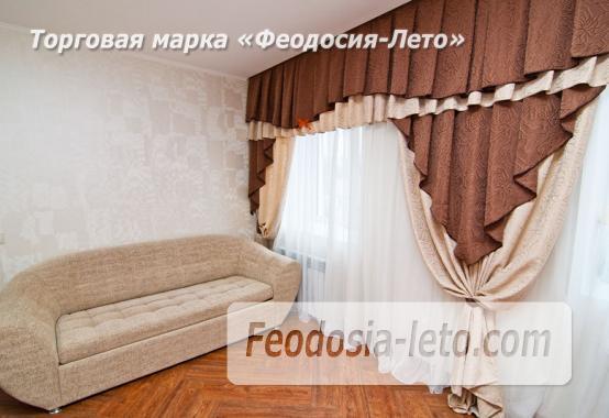 2 комнатная потрясающая квартира в Феодосии на улице Русская, 38 - фотография № 13