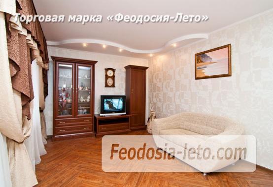 2 комнатная потрясающая квартира в Феодосии на улице Русская, 38 - фотография № 14