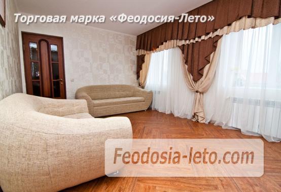 2 комнатная потрясающая квартира в Феодосии на улице Русская, 38 - фотография № 15