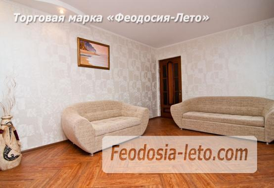 2 комнатная потрясающая квартира в Феодосии на улице Русская, 38 - фотография № 16