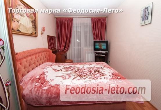 2 комнатная потрясающая квартира в Феодосии на улице Русская, 38 - фотография № 5
