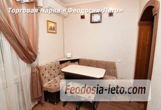 2 комнатная потрясающая квартира в Феодосии на улице Русская, 38 - фотография № 6