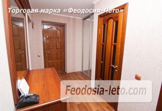 2 комнатная потрясающая квартира в Феодосии на улице Русская, 38 - фотография № 8