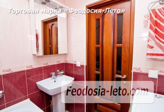 2 комнатная потрясающая квартира в Феодосии на улице Русская, 38 - фотография № 10