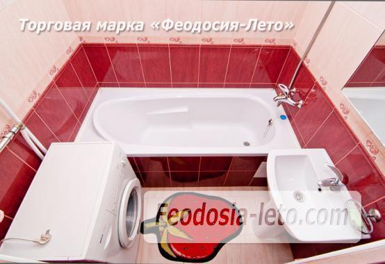 2 комнатная потрясающая квартира в Феодосии на улице Русская, 38 - фотография № 11