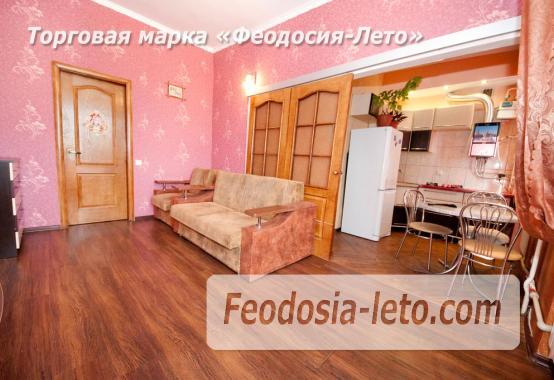 2 комнатная прекрасная квартира в Феодосии, улица Галерейная, 11 - фотография № 15