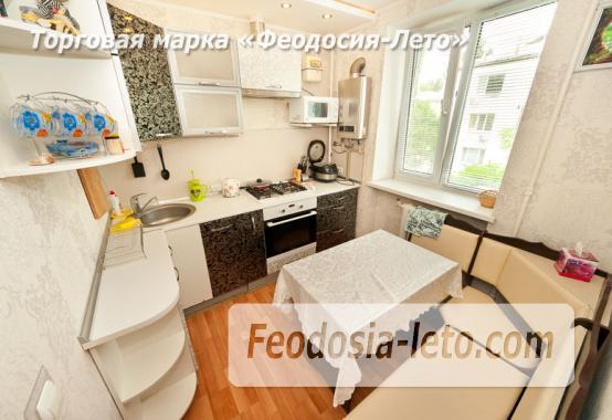2 комнатная премилая квартира в Феодосии, бульвар Старшинова, 4 - фотография № 6