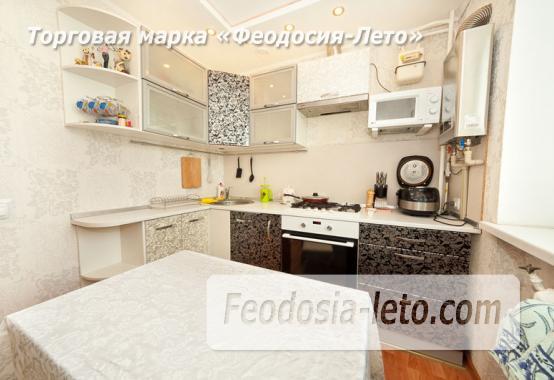 2 комнатная премилая квартира в Феодосии, бульвар Старшинова, 4 - фотография № 9
