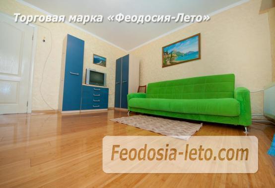 2 комнатная презентабельная квартира в Феодосии, улица Профсоюзная, 41 - фотография № 1