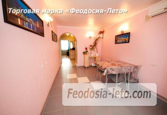 2 комнатная презентабельная квартира в Феодосии, улица Профсоюзная, 41 - фотография № 10
