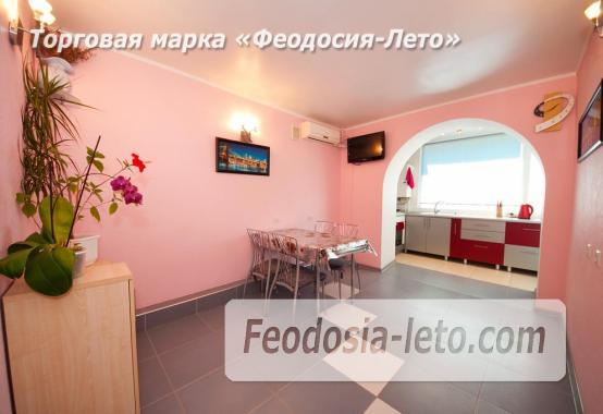 2 комнатная презентабельная квартира в Феодосии, улица Профсоюзная, 41 - фотография № 11