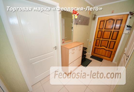 2 комнатная презентабельная квартира в Феодосии, улица Профсоюзная, 41 - фотография № 12