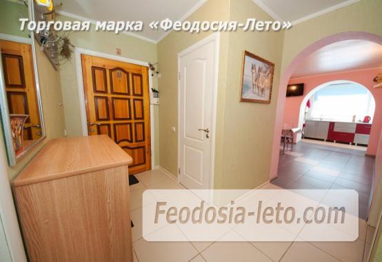 2 комнатная презентабельная квартира в Феодосии, улица Профсоюзная, 41 - фотография № 13