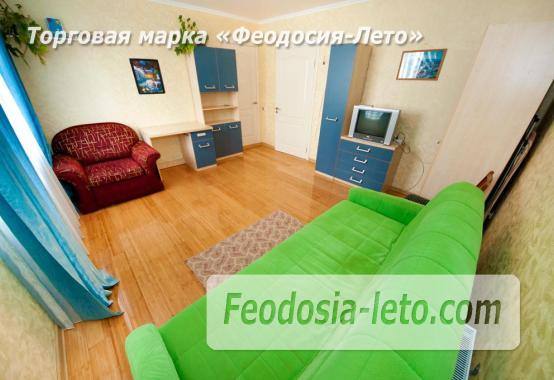 2 комнатная презентабельная квартира в Феодосии, улица Профсоюзная, 41 - фотография № 15