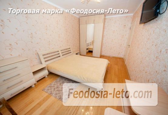 2 комнатная презентабельная квартира в Феодосии, улица Профсоюзная, 41 - фотография № 2