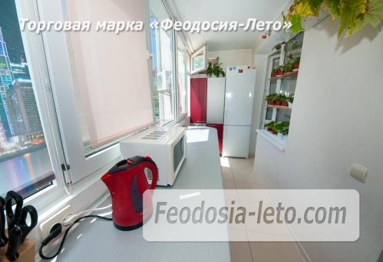 2 комнатная презентабельная квартира в Феодосии, улица Профсоюзная, 41 - фотография № 7