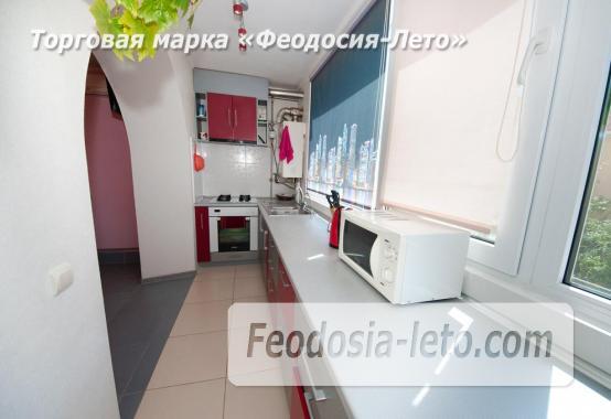 2 комнатная презентабельная квартира в Феодосии, улица Профсоюзная, 41 - фотография № 8