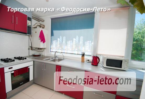 2 комнатная презентабельная квартира в Феодосии, улица Профсоюзная, 41 - фотография № 9
